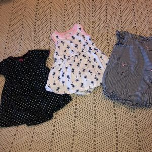Carters 6 month set